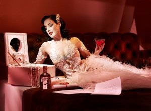 Dita von Teese My private Cointreau Coffret