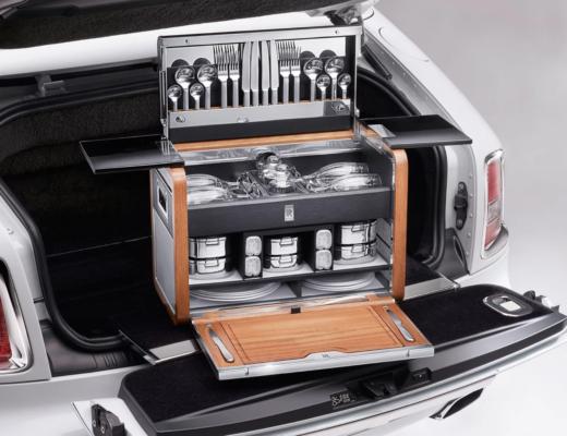 rolls royce picknick korb 520x400 - Picknick deluxe: Der Rolls Royce Picknick-Korb