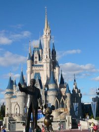 Disney by flickr, mrkathika