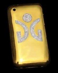 GnG iPhone Schutzhülle by cloudfront - Golden Delicious von GnG: Noch eine Luxushülle für das iPhone