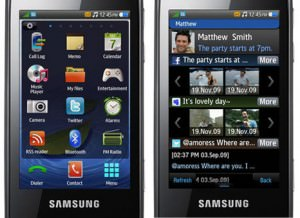 samsung bada 300x218 - Samsung kündigt weiteres Bada-Handy an