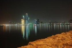 Hafen in Abu Dhabi by picasa, Andreas Stumptner