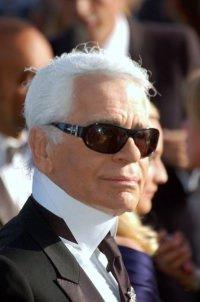 Karl Lagerfeld by wiki, Georges Biard