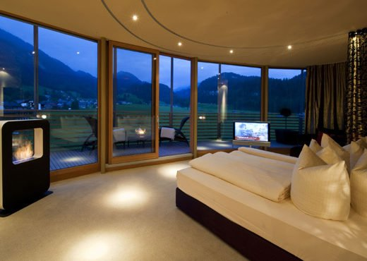 Kuschelhotel Hotel Gams suite 520x370 - Genießer- und Kuschelhotel Gams - ein Muss für Romantiker