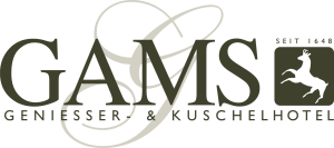 Logo ok - Genießer- und Kuschelhotel Gams - ein Muss für Romantiker