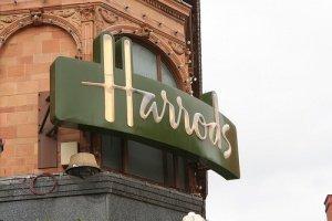 Luxuskaufhaus Harrods by flickr, mariosp