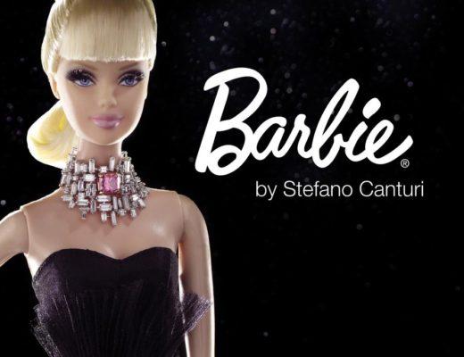 barbie by stefano canturi teuerste barbie der welt 520x400 - Die teuerste Barbie der Welt by Stefano Canturi