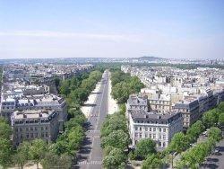 Avenue Foch Paris by wikimedia Chivista - Palais Montmorency in Paris: Luxus-Herrenhaus steht zum Verkauf
