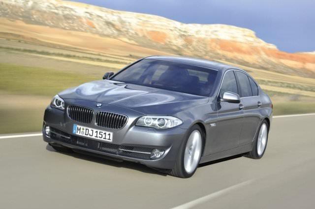 mbw 5er 2011 - BMW geht erfolgreich ins Jahr 2011