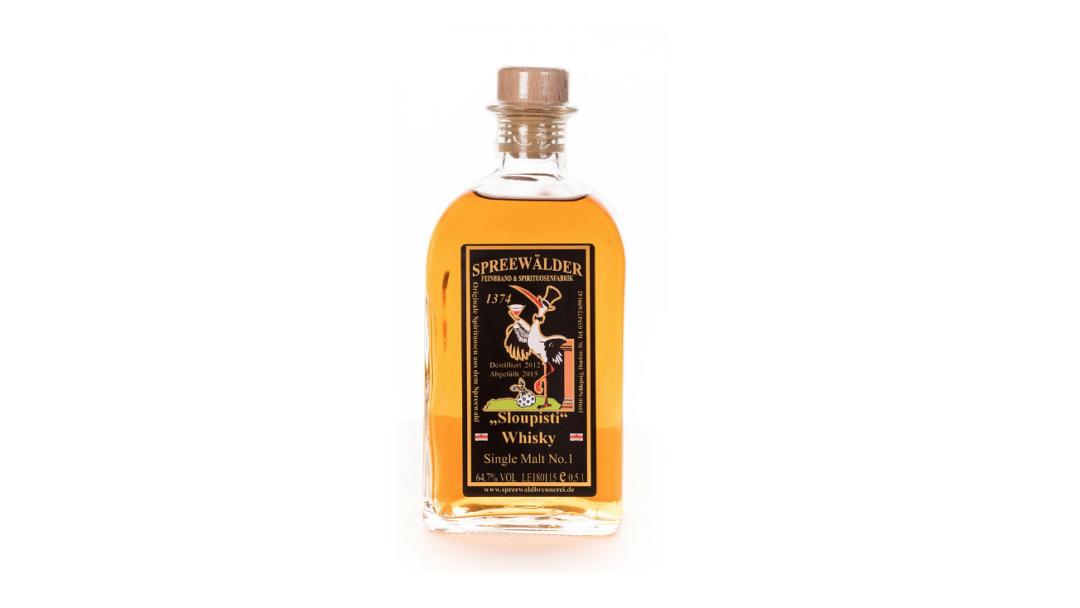 Spreewaelder Sloupisti Single Malt Whisky No 1 Spreewald 1080x608 - Sloupisti: Premium-Whisky aus dem Spreewald