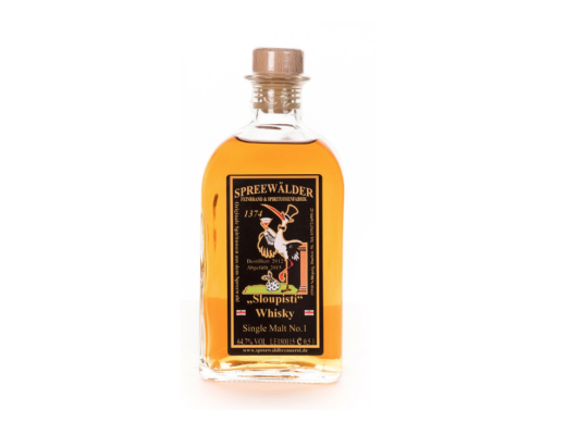Spreewaelder Sloupisti Single Malt Whisky No 1 Spreewald 520x400 - Sloupisti: Premium-Whisky aus dem Spreewald