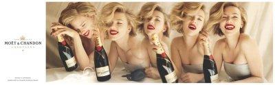 moet chandon johansson - Moët & Chandon: Neue Kampagne mit Scarlett Johansson