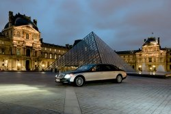 Maybach Louvre - Maybach offizieller Partner des Louvre in Paris