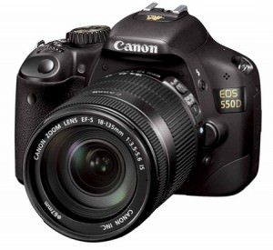 Canon EOS 550D SLR Digitalkamera 300x275 - Die Canon EOS 550D SLR Spiegelreflexkamera
