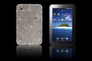 Swarovski Samsung Galaxy Tab 300x200 - Samsung Galaxy Tab in der limitierten Swarovski Edition bei Harrods