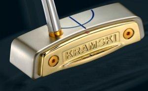 Kramski Gold Putter