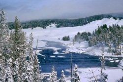 Yellowstone Park by wikimedia Citypeek1 - Yellowstone Club: Blixseth-Anwesen kommt unter den Hammer
