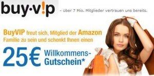 buyvip - VIP Shopping im Internet