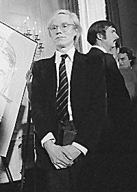 Andy Warhol wikimedia - Selbstporträt von Andy Warhol: Rekordpreis