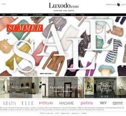 Screenshot luxodo.com