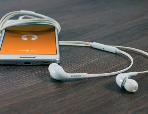 handy musik 520x400 - Sony: Ende für MiniDisc-Player
