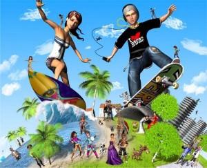 smeet 3D chat 300x243 - 3D Games und Online Chat bei smeet