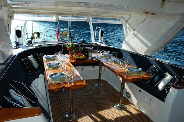 yacht mieten - Eclipse: Luxusyacht von Roman Abramowitsch mieten