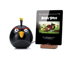 Angry Birds Lautsprecher Quelle gear4com - Angry Birds werden zu Lautsprechern