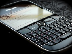 Blackberry by flickr edans - Blackberry-User von E-Mails abgeschnitten