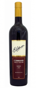 Command Single Vineyard aus dem Barossa Valley