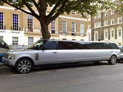 Limo by flickr Ed Callow - LIMO-App: An die Limousine dank Smartphone