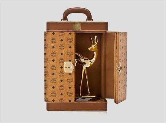 mcm bambi travel case koffer - MCM: Exklusives Travel Case für Medienpreis Bambi