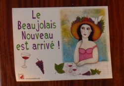 Beaujolais Nouveau by flickr Mark and Allegra - Beaujolais Nouveau feiert sein 60-jähriges Jubiläum