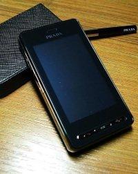 Prada Smartphone Quelle wikimedia Totoz - Neues Luxushandy von Prada und LG im Frühjahr 2012
