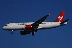 Virgin by flickr Deanster1983 - Virgin America: Eine Flugzeugtaufe als Weihnachtsgeschenk