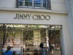 Jimmy Choo by flickr StephenCarlile - Jimmy Choo: Flagshipstore in St. Moritz