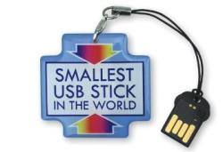 SmallestUSBstickintheworld Quelle deonet de - Deonet: Kleinster USB-Stick der Welt