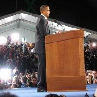 Barack Obama by wikimedia Gabbec - Luxus-Auktion: Gebrauchtwagen von Obama ohne Bieter