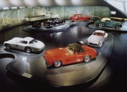 "Mercedes Benz Museum by wikimedia Cete - App ""My Mercedes-Benz Museum"""