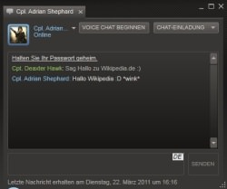 Steam by wikimedia KingDeaxter - Steam Box: Valve mit eigener Konsole?