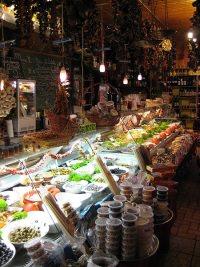 Feinkostladen by wikimedia Aconcagua - Gourmet-Shops im Netz