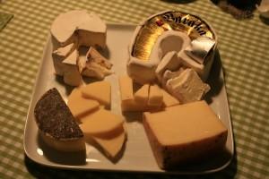 Käsegourmet Käsesortiment