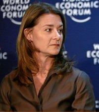 Melinda Gates cc by wikimedia Remy Steinegger - Melinda Gates: Luxus bedeutet ihr nichts
