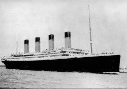 """Titanic Quelle wikimedia - Speisekarte der """"Titanic"""" für Spitzenpreis versteigert"""
