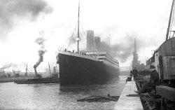 Titanic by wikimedia unknown - Titanic-Schatz: Immer noch kein Käufer