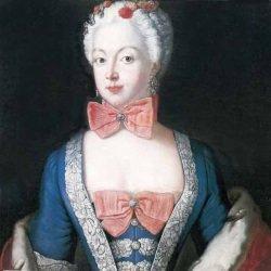 Beau Sancy in Schleife von Elisabeth Christine Quelle Wikimedia - Le Beau Sancy: Historischer Diamant für 7,5 Millionen Euro versteigert