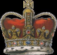Krone Quelle wikimedia - Thronjubiläum der Queen: Harrods zeigt Designer-Kronen