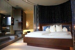 Kuschelsuite im Hotel Gams