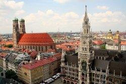 München by wikimedia David Kostner - München: Immobilienboom setzt sich auch im Luxusbereich fort