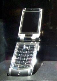 Vertu Handy Quelle wikimedia - Luxushandy-Marke Vertu: Verkauft Nokia?